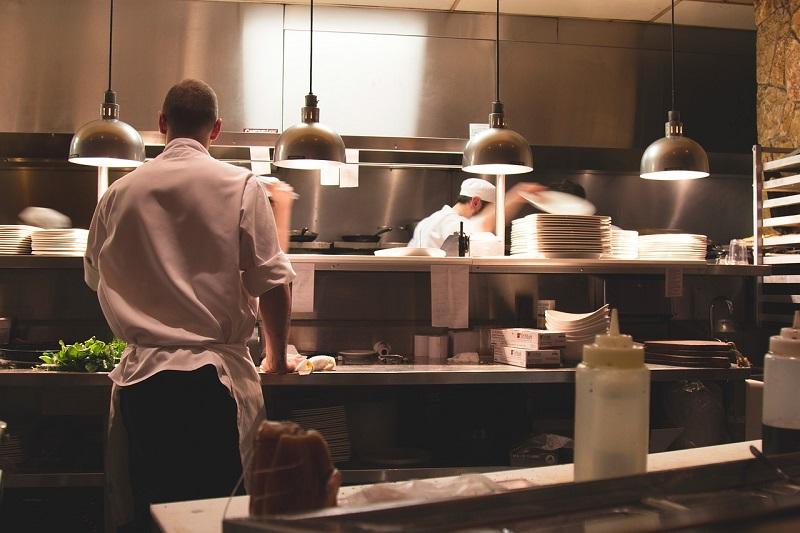 robot per cucina professionale e per ristorazione e ristoranti ...